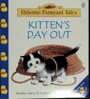 Cover of: Kitten's day out | Heather Amery