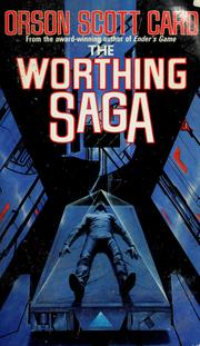 Cover of: The Worthing Saga | Orson Scott Card