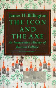 The Icon And The Axe 1966 Edition Open Library