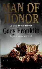 Cover of: Man of honor