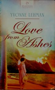 Cover of: Love from ashes