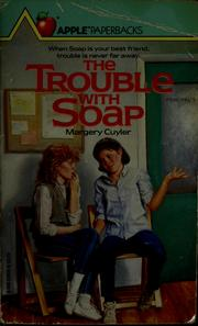 Cover of: The trouble with soap