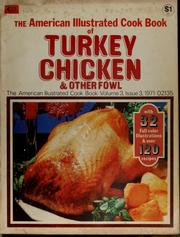 Cover of: The American illustrated cook book of turkey, chicken & other fowl