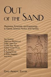 Cover of: Out of the Sand