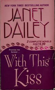 Cover of: With this kiss | Janet Dailey