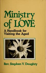 Cover of: Ministry of love