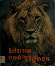 Cover of: Lions and tigers