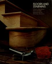 Cover of: Floors and stairways | Time-Life Books