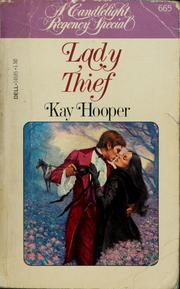 Cover of: Lady Thief