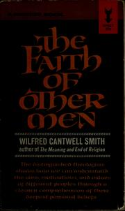 Cover of: The faith of other men