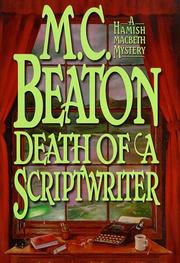 Cover of: Death of a Scriptwriter