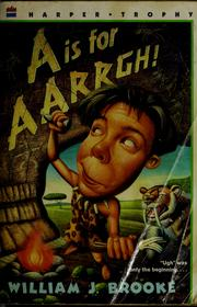 Cover of: A is for aarrgh!