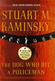 Cover of: The dog who bit a policeman