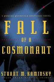 Cover of: Fall of a cosmonaut