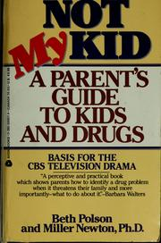 Cover of: Not my kid