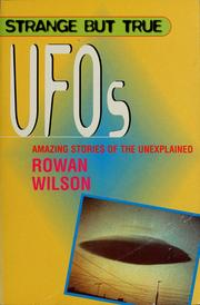 Cover of: UFOs