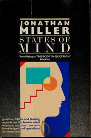 Cover of: States of mind