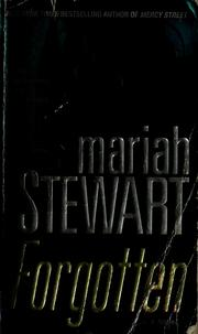 Cover of: Forgotten | Mariah Stewart