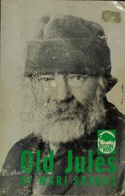 Cover of: Old Jules