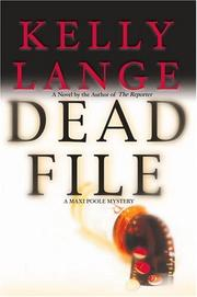Cover of: Dead file