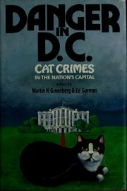 Cover of: Danger in D.C.