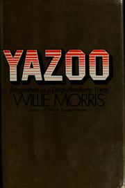 Cover of: Yazoo: integration in a Deep-Southern town
