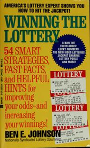 Cover of: Winning the lottery