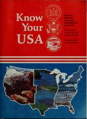 Cover of: Know your USA