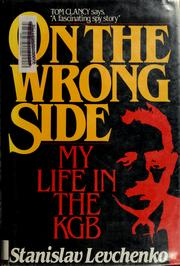 Cover of: On the wrong side | Stan Levchenko