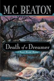 Cover of: Death of a Dreamer