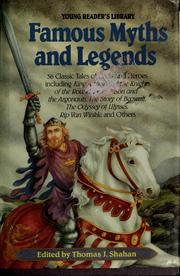 Cover of: Famous myths and legends