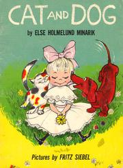 Cover of: Cat and Dog (I Can Read Book 1) | Else Holmelund Minarik