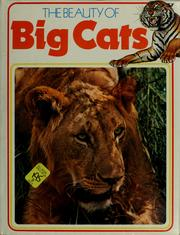 Cover of: The beauty of big cats