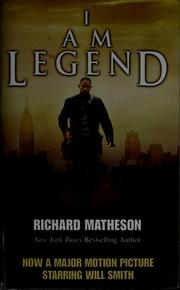 Cover of: I am legend