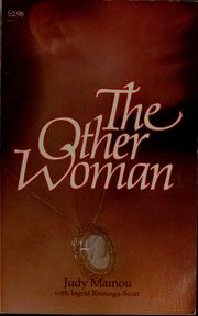Cover of: The other woman | Judy Mamou