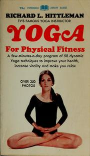 Cover of: Yoga for physical fitness