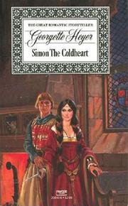 Cover of: Simon the Coldhearted | Georgette Heyer