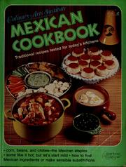 Mexican Cookbook by Culinary Arts Institute.