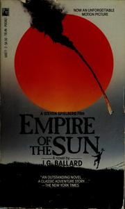 Cover of: Empire of the sun