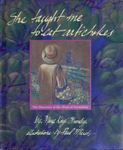 Cover of: She taught me to eat artichokes