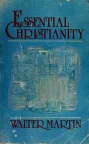 Cover of: Essential Christianity