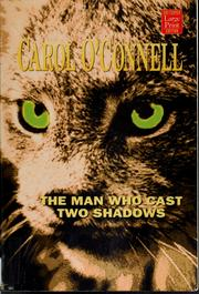 Cover of: The man who cast two shadows