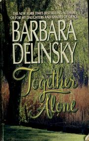 Cover of: Together alone | Barbara Delinsky