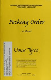 Cover of: Pecking order