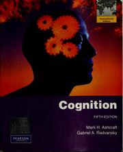 Cover of: Cognition