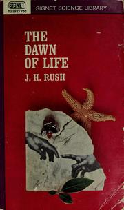Cover of: The dawn of life