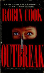 Cover of: Outbreak | Robin Cook