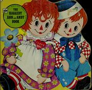 Cover of: The Raggedy Ann and Andy book | Jan Sukus