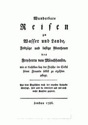 Cover of: Münchhausen. ( Ab 10 J.)