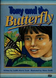 Cover of: Tony and the butterfly